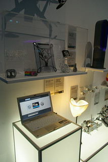 The Wired Pop up Store in Times Square featuring 3D Printed Products from the Shapeways Community | by Shapeways: