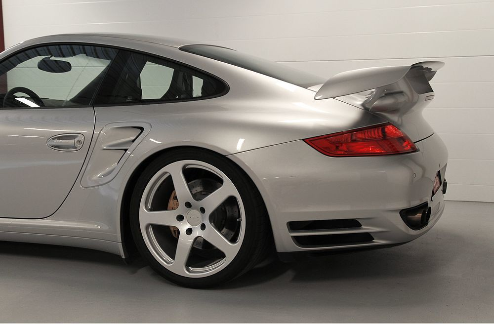 2008 Porsche 911 997 Turbo Ruf Rt 12 The Car Spy Flickr