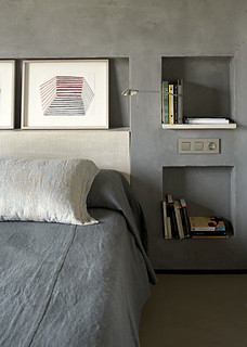 grey bedrooms | by the style files