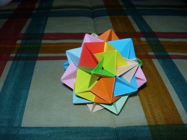 Recent Photos The Commons 20under20 Galleries World Map App Garden    Icosahedron Origami