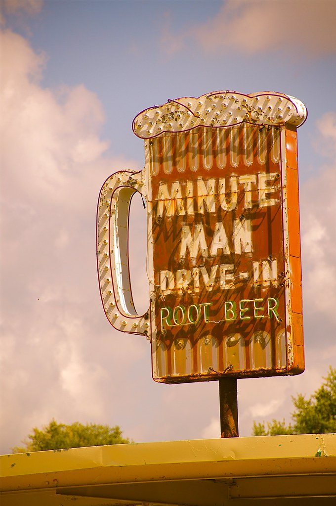 Minute man root beer elkhart in i missed getting a for Goshen motor inn goshen in