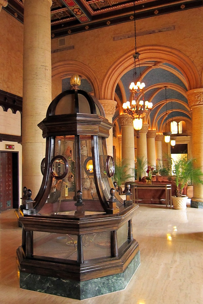 florida coral gables the biltmore hotel lobby flickr