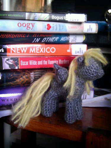 Derpy Hooves my little pony crochet - nearly finished! | by Terriko