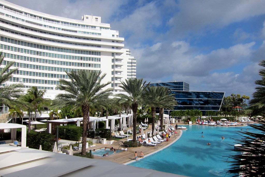 Hotel In Miami Beach Fontainebleau