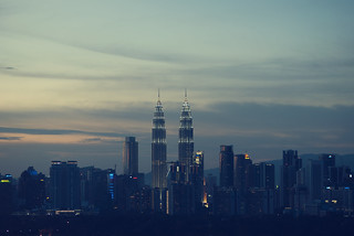 KUALA LUMPUR CITY CENTRE with tones | by Fadhlan Mahbob