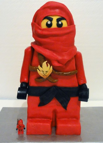 lego ninjago cake | by Telson's kitchen