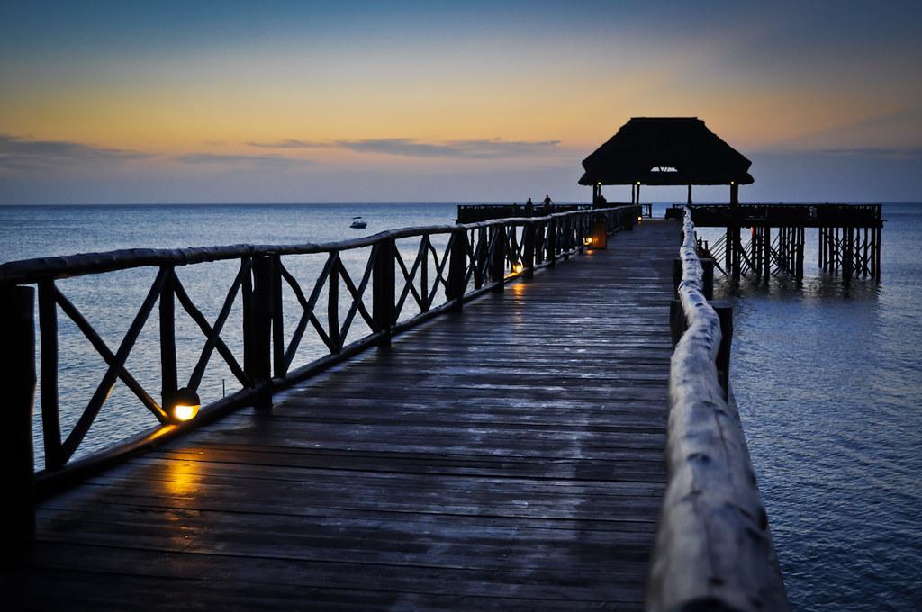 Zanzibar Seacliff Resort Spa  Star Ex Johannesburg