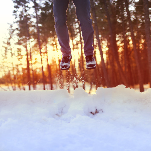 Winter Jump | by Boy_Wonder