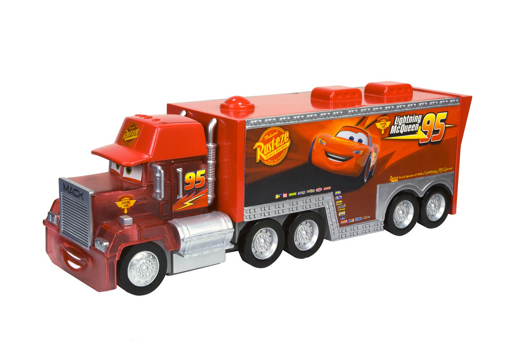 Squinkies Cars  Mack Truck