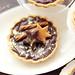 Chocolate Tarts - Chocolate & Stars