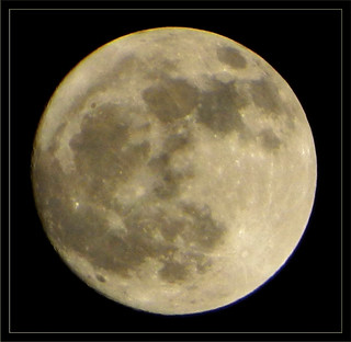 Full Moon Early February | by LostMyHeadache: Absolutely Free *