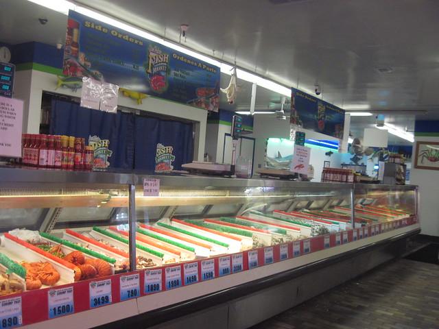 The san pedro fish market flickr photo sharing for Fish market san pedro