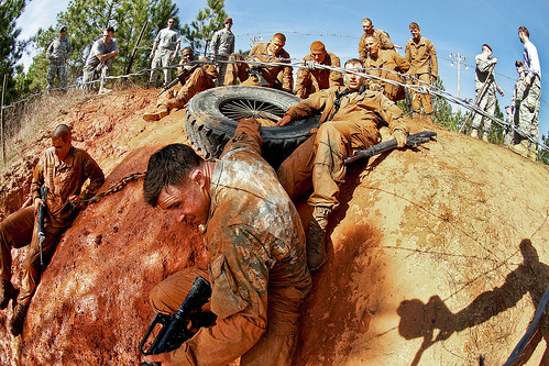 Mudslide | by The U.S. Army