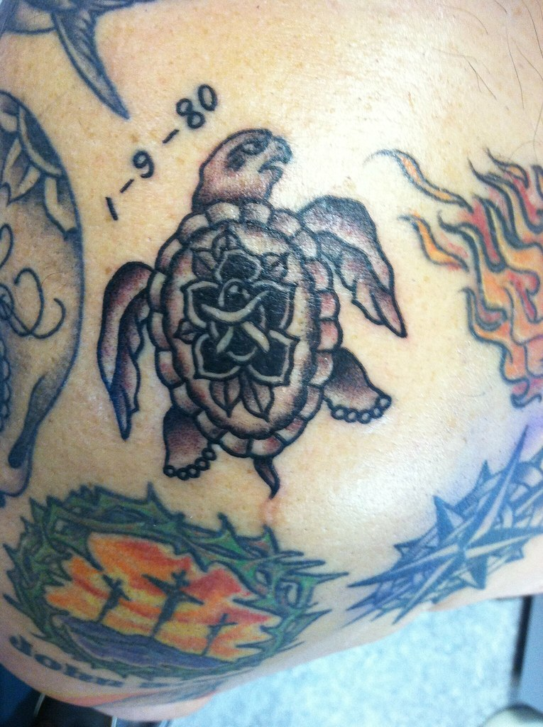 shellback tattoo pictures to pin on pinterest tattooskid. Black Bedroom Furniture Sets. Home Design Ideas