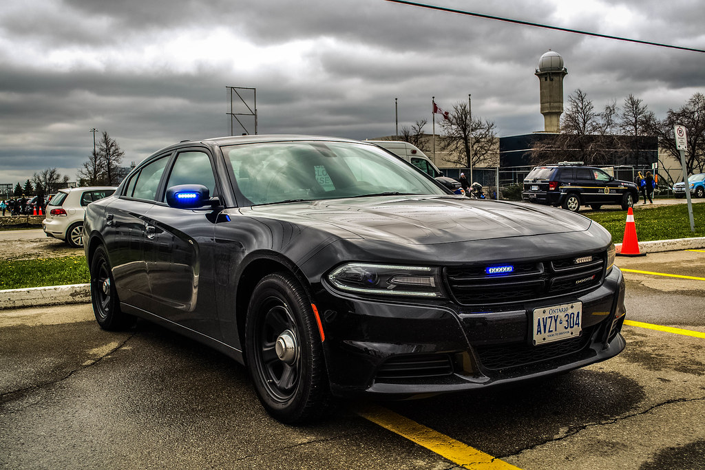 Peel Regional Police 2015 Dodge Charger Police Package