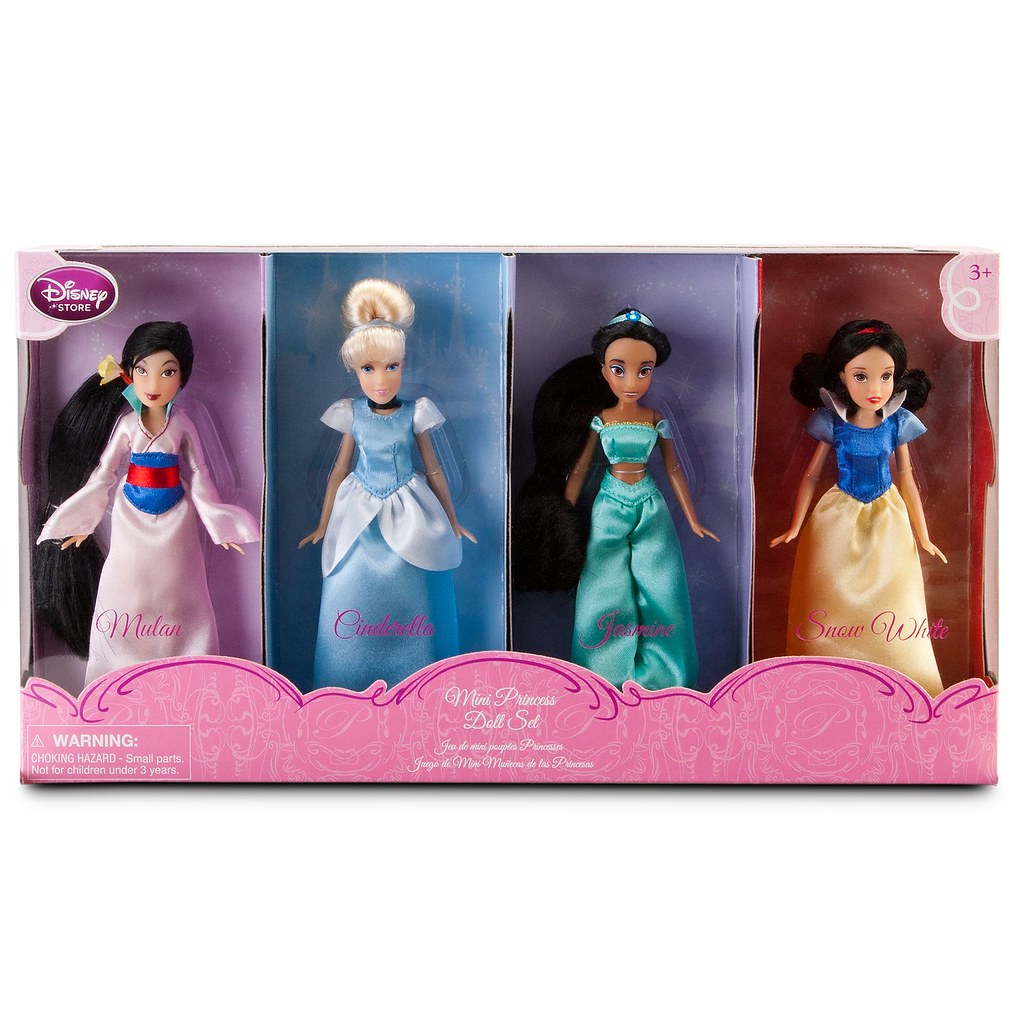 new mini princess doll set 1 mulan cinderella jasmine s heads shoulders knees and toes in french heads shoulders knees and toes youtube