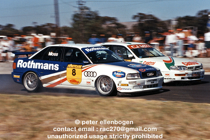 Terry Moss Audi 80 Quattro Amp Anthony Taylor Toyota Camr