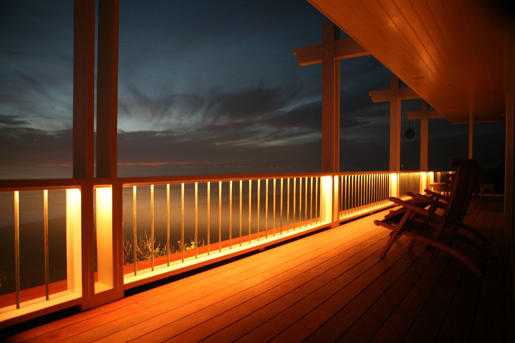 Deck Lighting Shannon Demma Flickr