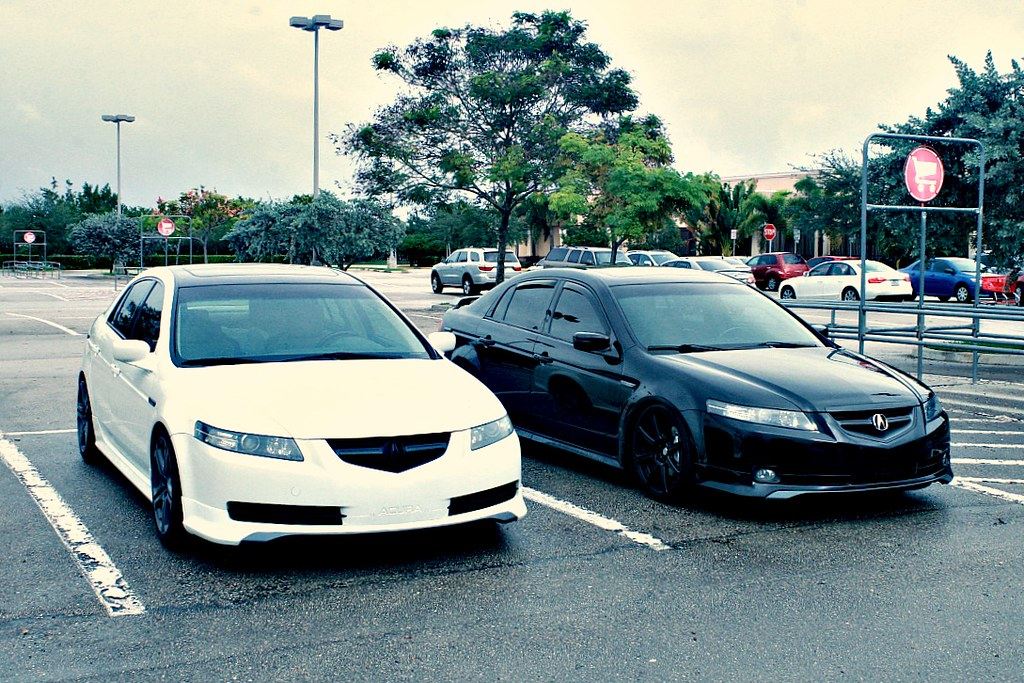 3rd Gen Acura TL's | rock star | Flickr