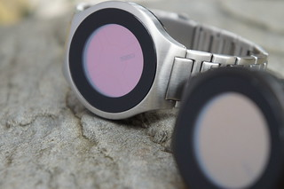 Kisai On Air Touch Screen Minimal LCD Watch Design From Tokyoflash Japan | by Tokyoflash Japan