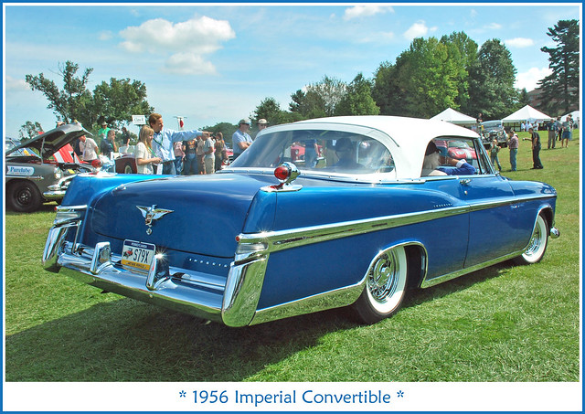 1956 Imperial Convertible   Flickr - Photo Sharing!