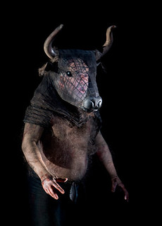 John Tomlinson as the Minotaur in The Minotaur © Bill Cooper/ROH 2011 | by Royal Opera House Covent Garden