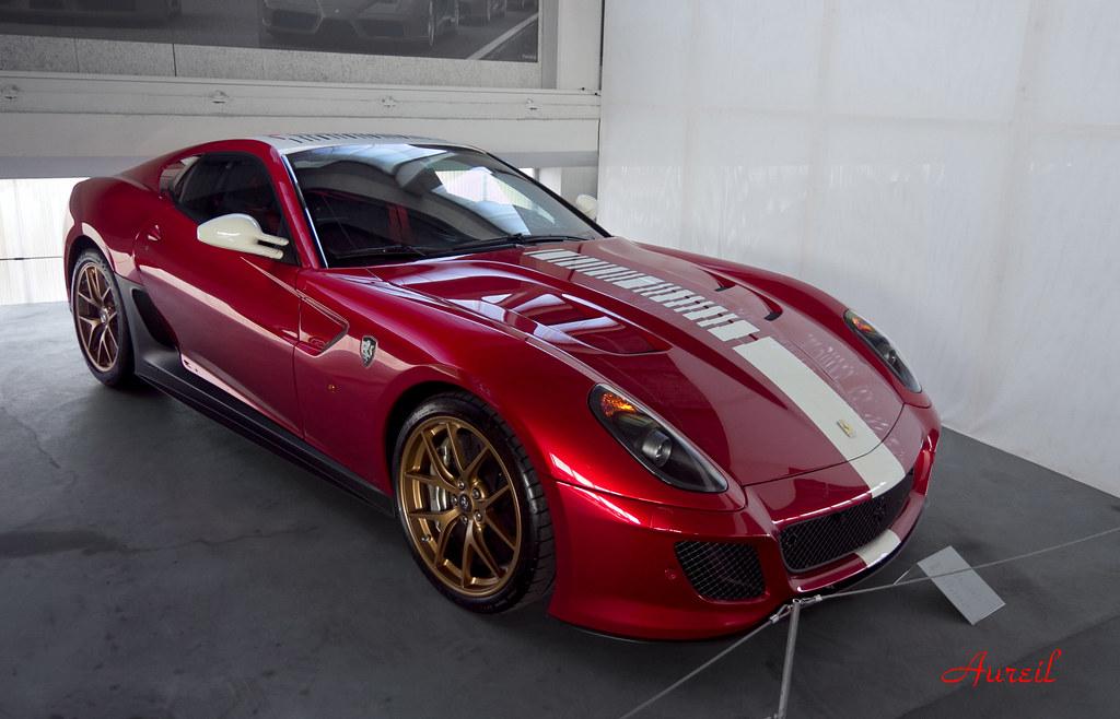 Ferrari 599 Gto Ferrari 599gto S N 180641 Aureilferrari Flickr