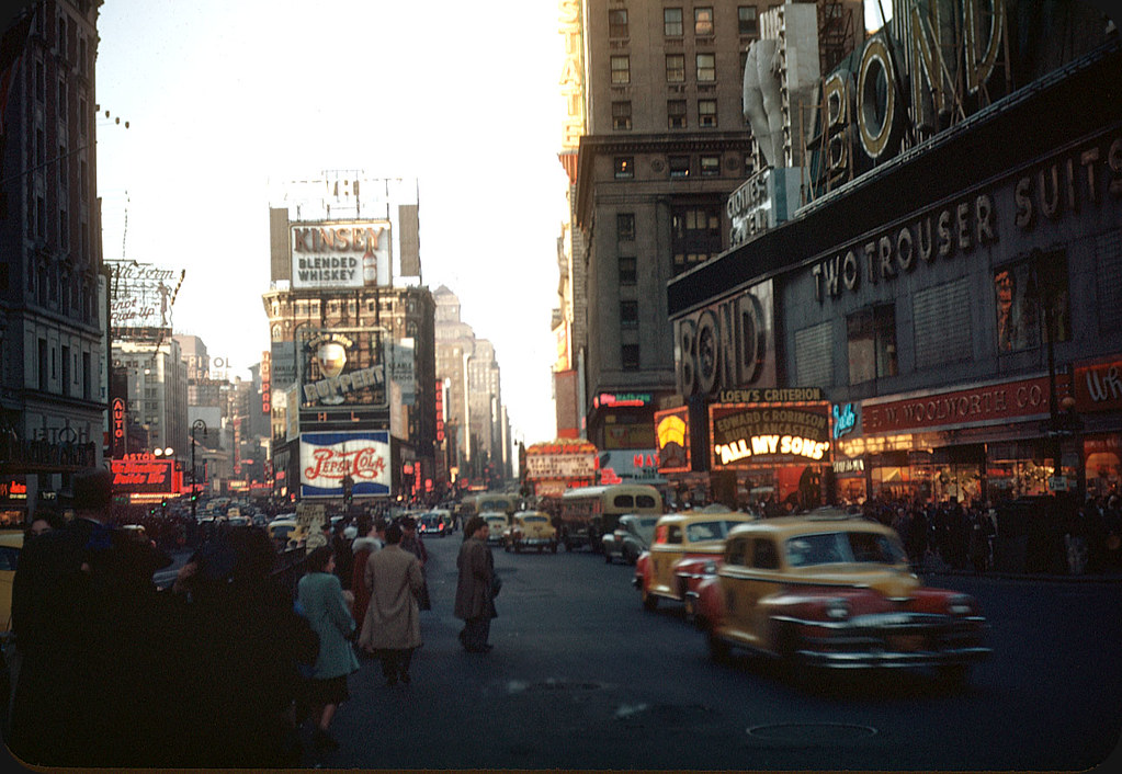 WNew York Times Square
