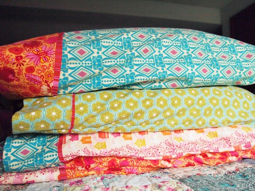 flannel pillowcases! | by ImAGingerMonkey