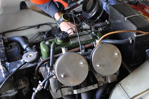 Austin Healey Sprite Mk1