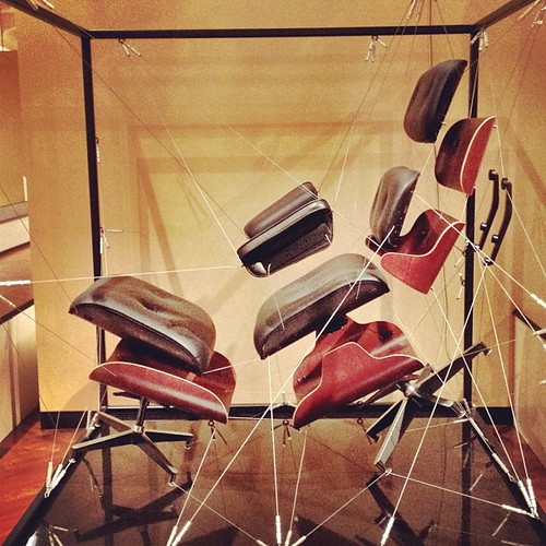 Eames lounge chair | by Michael Surtees