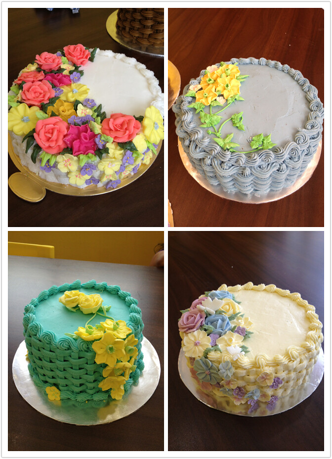Wilton Cake Decorating Jobs