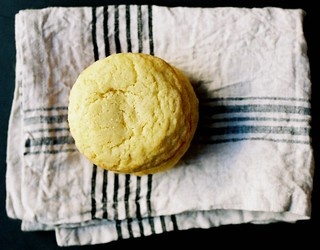 Saffron and Vanilla Sugar Cookies | by yossy arefi