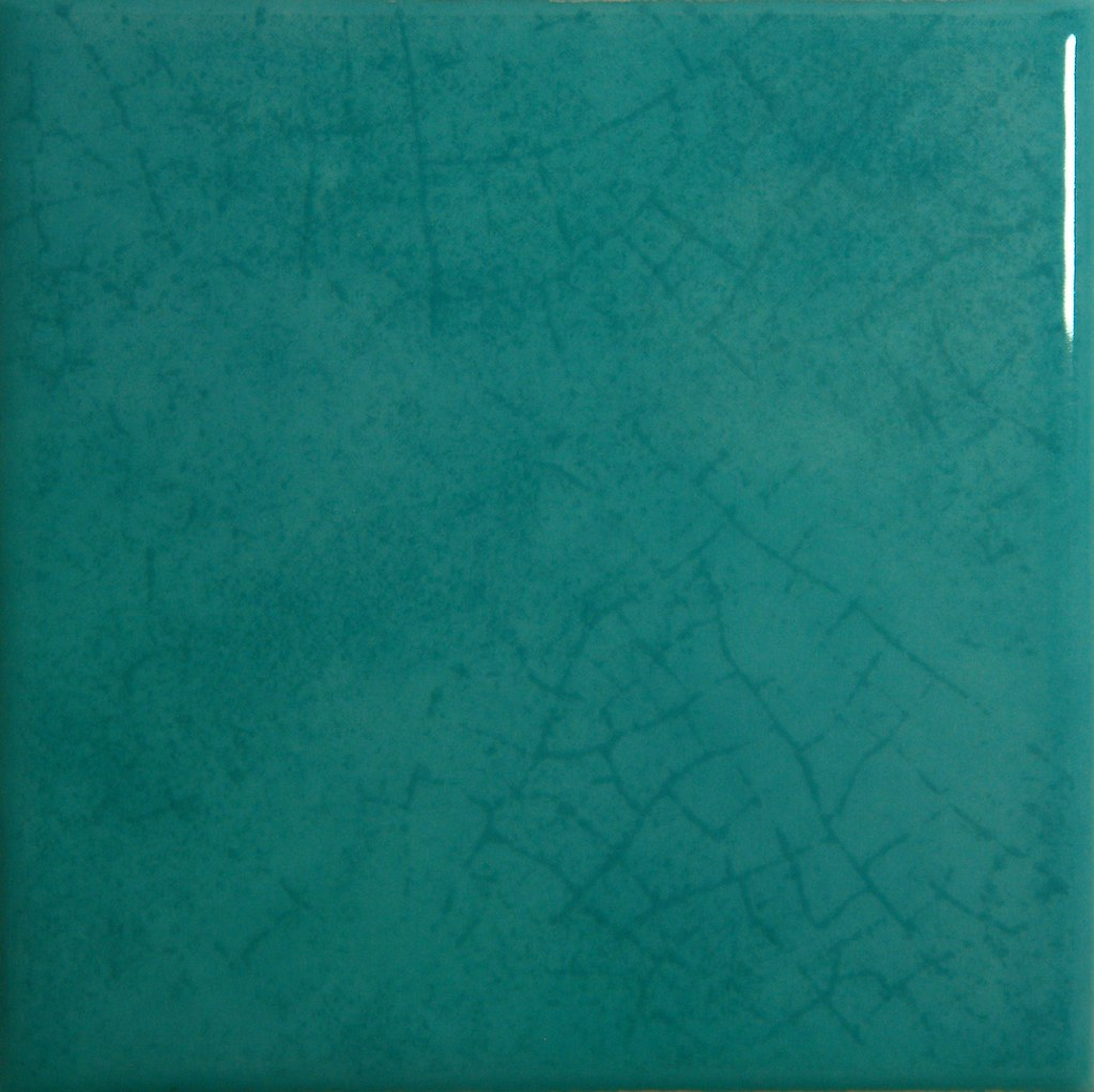 Turquoise Tile my turquoise ceramic tile | in my laundry | mimibea | flickr
