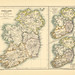 Section XXIX Map page of Early Ireland from Historical atlas of modern Europe from the decline of the Roman empire : comprising also maps of parts of Asia and of the New world