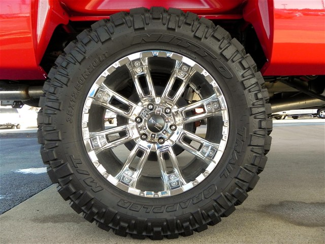 20 Inch Incubus 816 Crusher Wheels This 2012 Chevy
