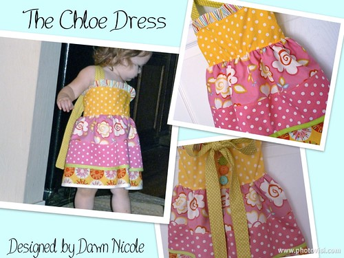 The Chloe Dress Main | by DesignedbyDawnNicole