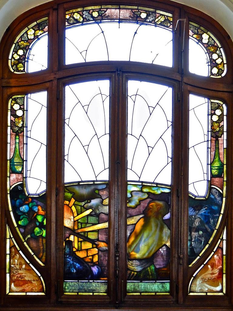 Cci vitrail 39 le verre 39 la chambre de commerce et d - Chambre de commerce bobigny adresse ...