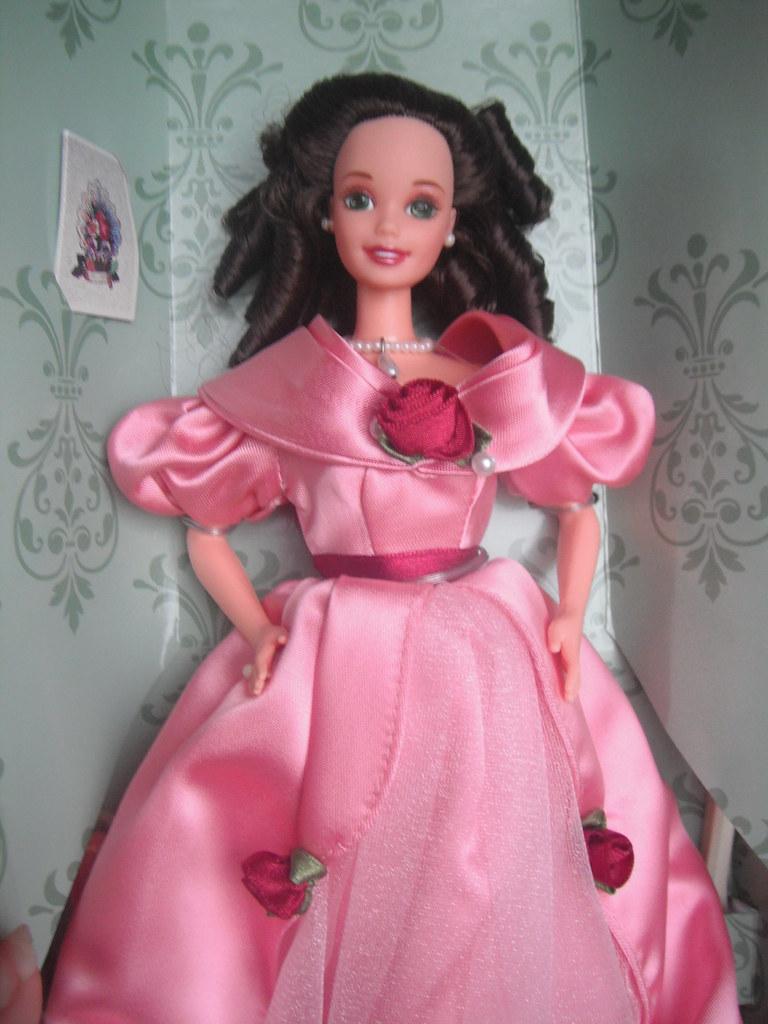 1995 hallmark special edition sweet valentine barbie flickr