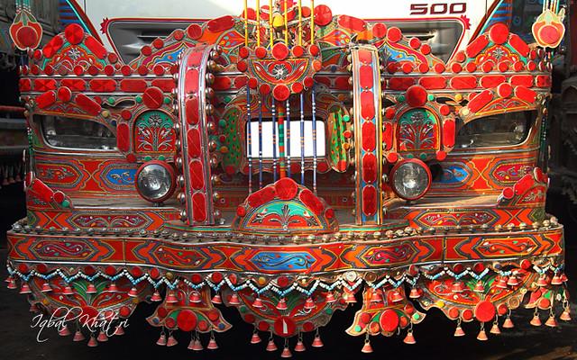 Truck art in Pakistan | Flickr - Photo Sharing!