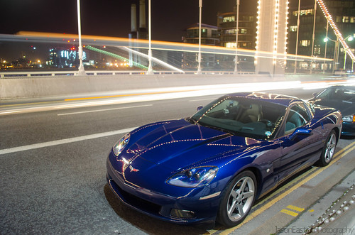 Corvette, Chelsea Bridge. | by Jason.Easton