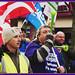 #strike #n30 UNISON Union : Hornblower : Fishergate : Preston :