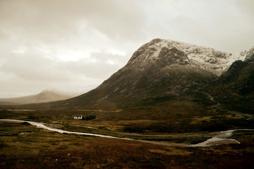 glencoe | by -hille-