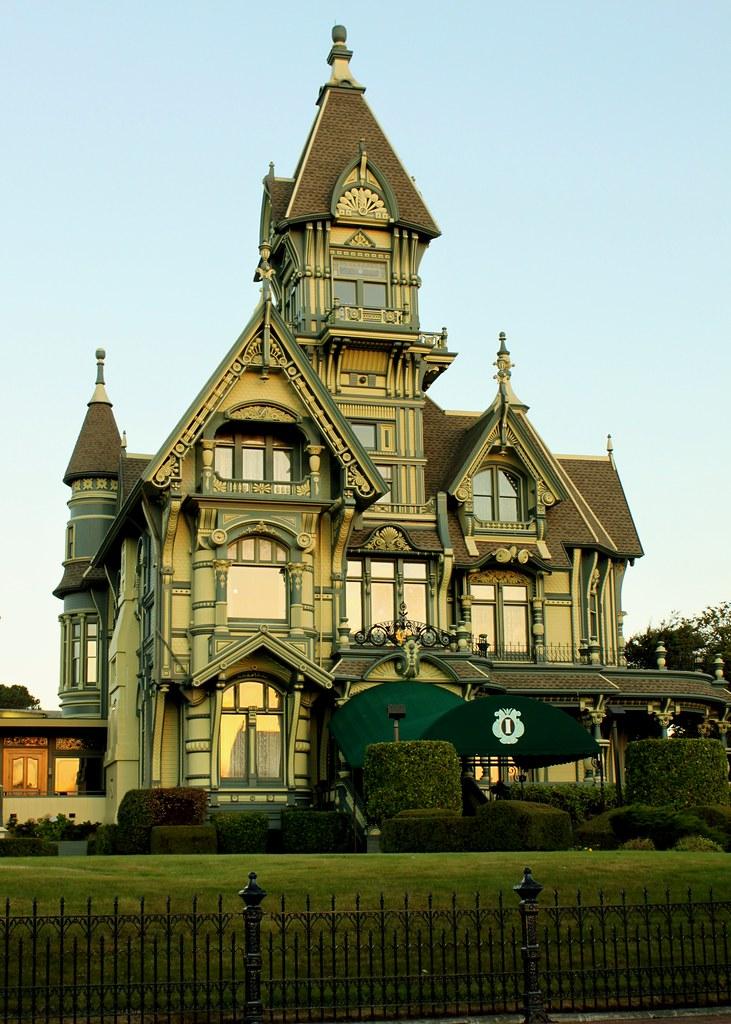 6464409063 on Carson Mansion Eureka California