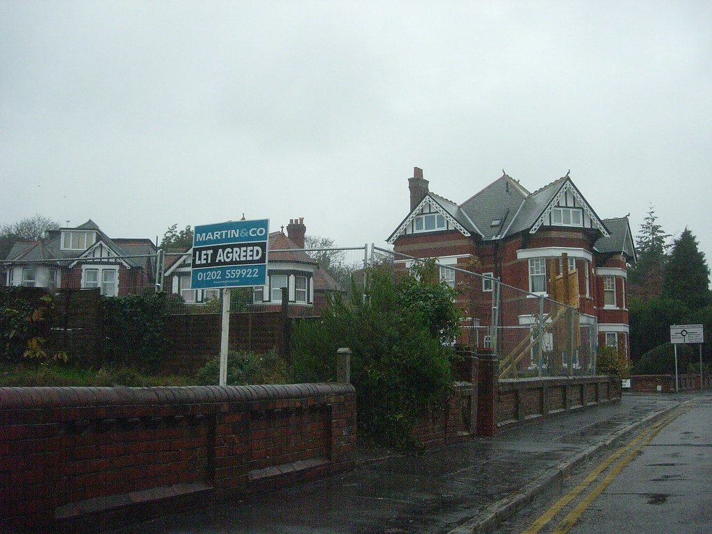 New Builds In Westbourne Bournemouth