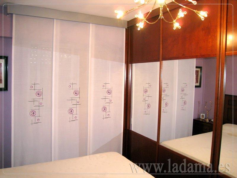 Decoración para Dormitorios Modernos: Cortinas en barra, E ...