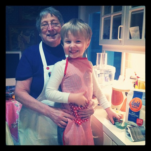 Making Cookies with Grandma | by Kelly Sue