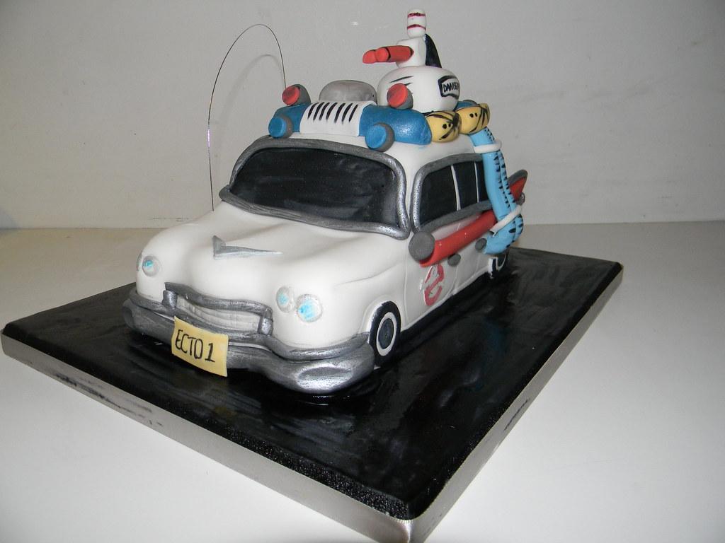 A Car Cake Pan