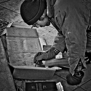 "Preparing To Offer A Moral & Spiritual Challenge, ""Using Moral Suasion To Soften Hard Hearts"", Occupy DC, McPherson Square, Washington, DC 