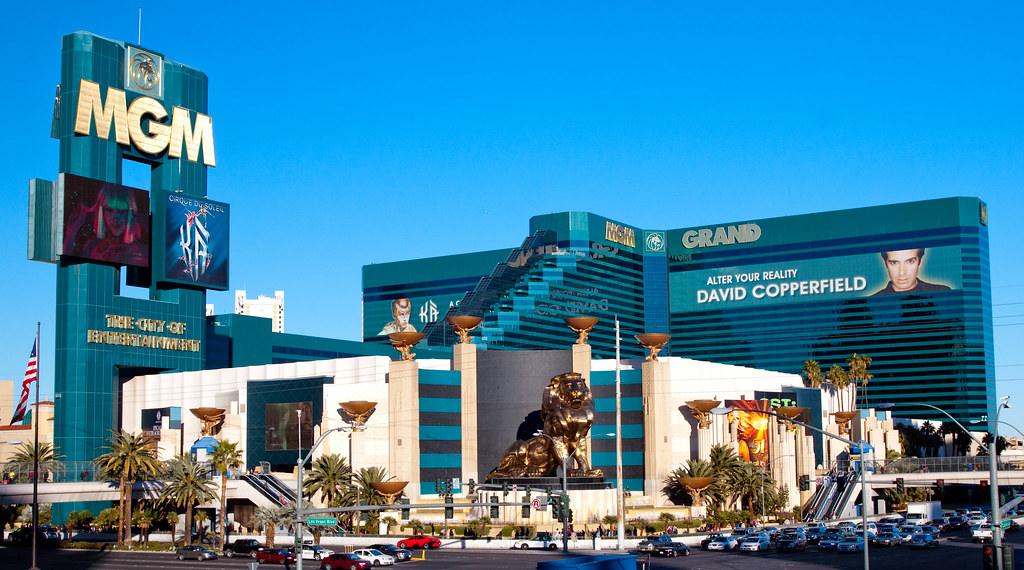 Mgm Grand Hotel Casino Las Vegas Nevada